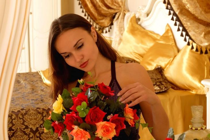Сколько должно быть цветов в букете
