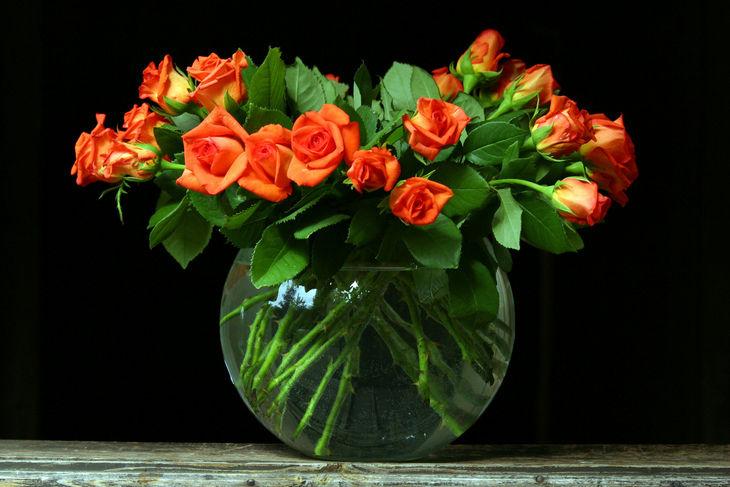 как сохранить цветы в вазе подольше