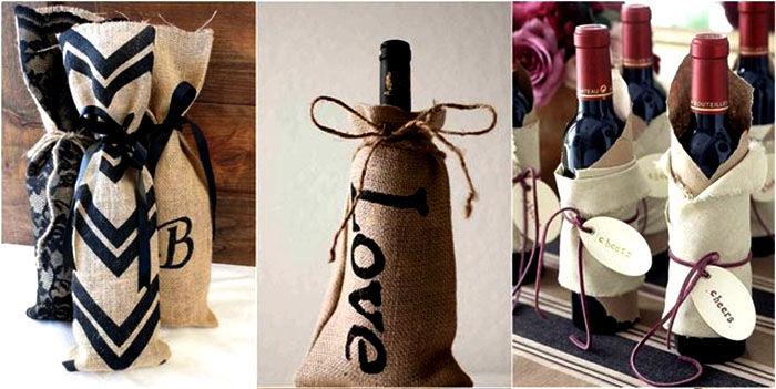 вино в чехле в подарок